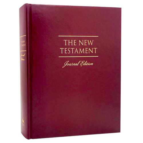 The New Testament Journal Edition No Index Red(Hardcover)*