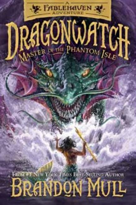 Dragonwatch V3: Master of the Phantom Isle (Hardcover)*