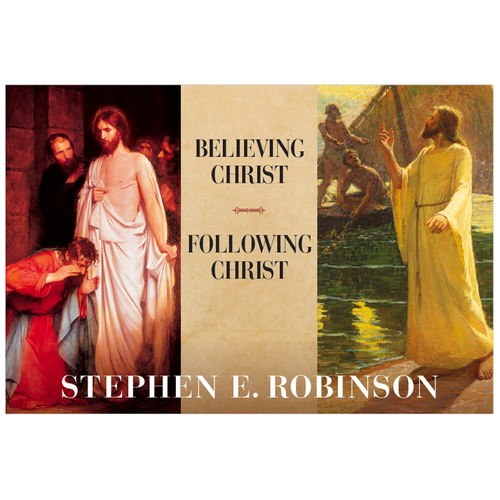 Pocket Size: Believing Christ and Following Christ (Paperback) *