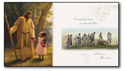 If I Listen with My Heart, I Hear the Savior's Voice (Boardbook)*