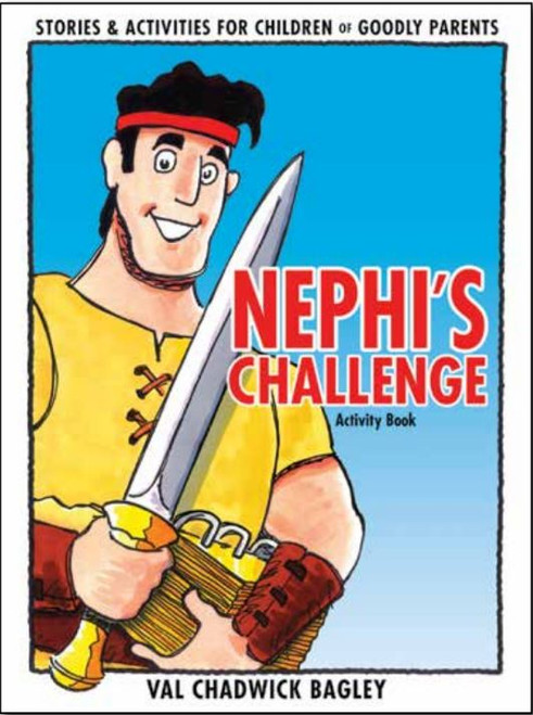 Nephi's Challenge Activity Book (Paperback) *