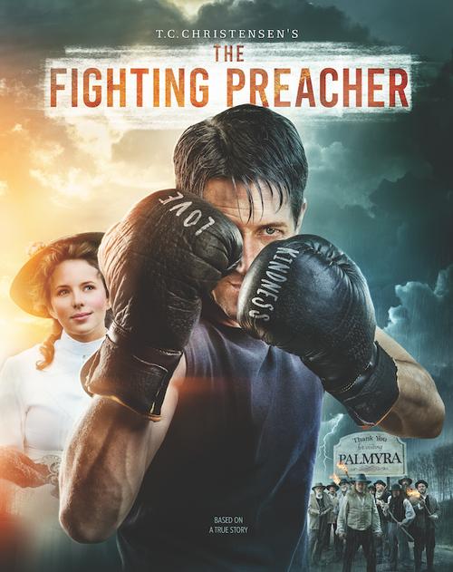 The Fighting Preacher (DVD)*