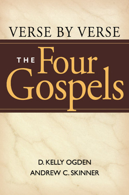 Verse by Verse: The Four Gospels (Hardcover ) *