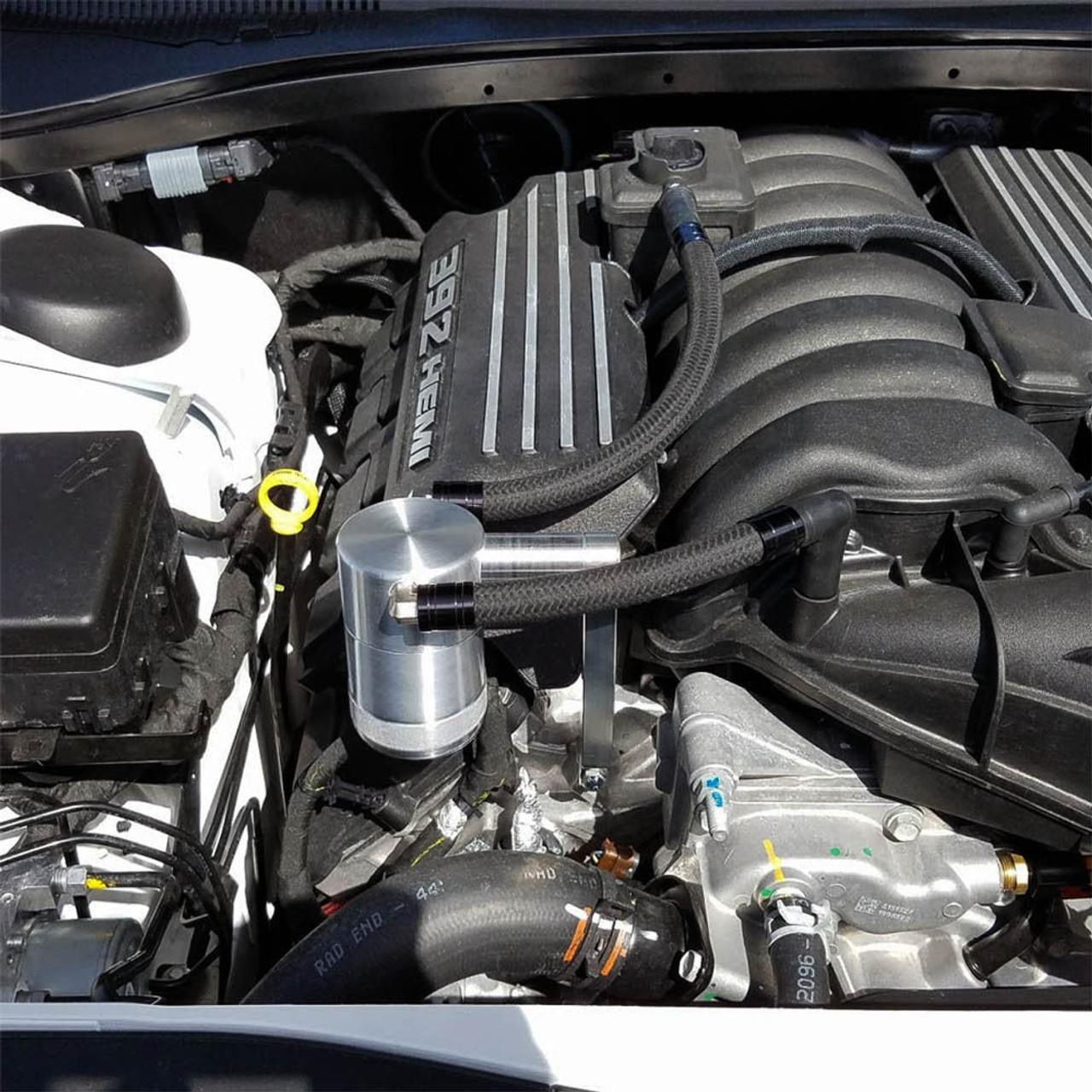 DODGE CHARGER MAGNUM CHRYSLER 300 ENGINE CRANKCASE BREATHER HOSE SET OF 2 MOPAR