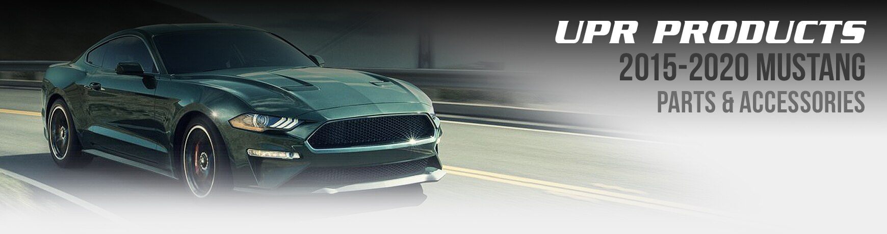 UPR 2015-2019 Mustang Parts Accessories