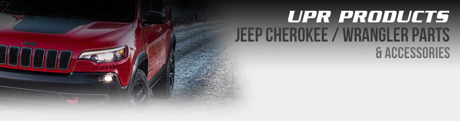 UPR Jeep Cherokee / Wrangler Parts & Accessories