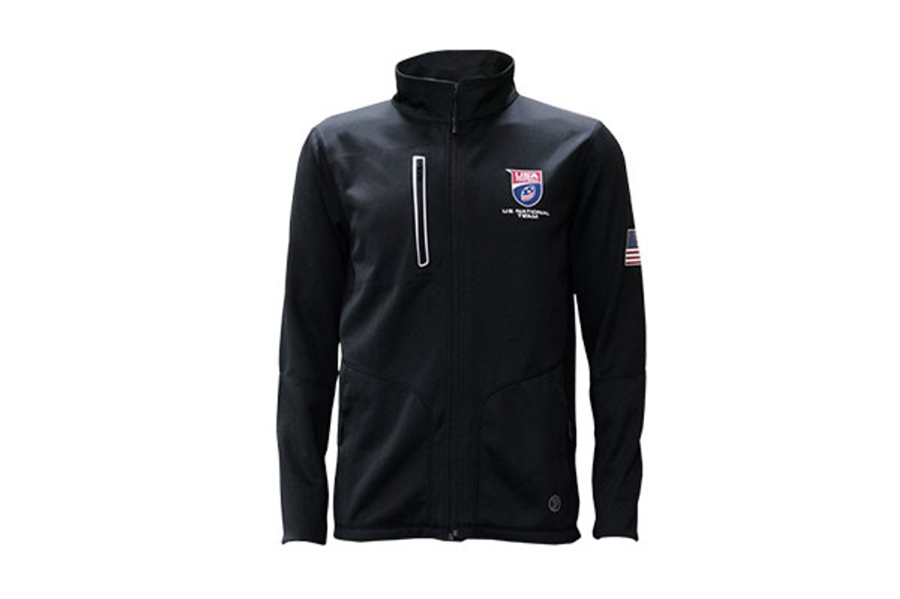 USAFB Team Full Zip Performance Jacket