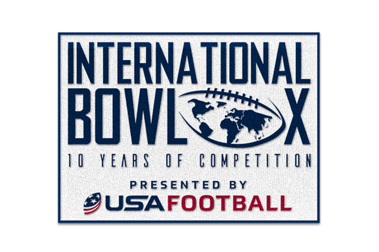 2019 USA Football International Bowl Patch
