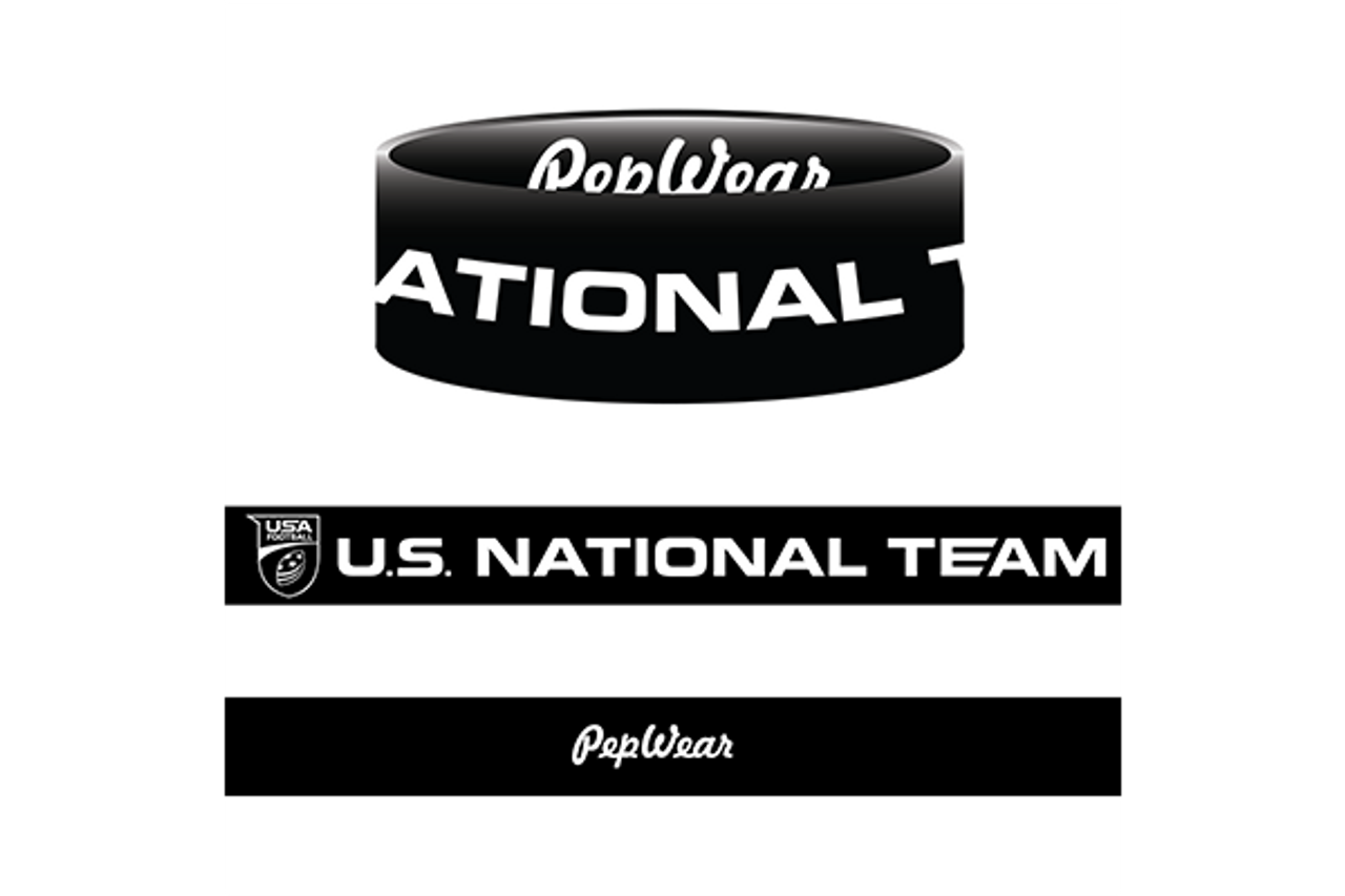 USAFB Team Wristband
