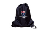 USAFB Team Poly Drawstring Bag