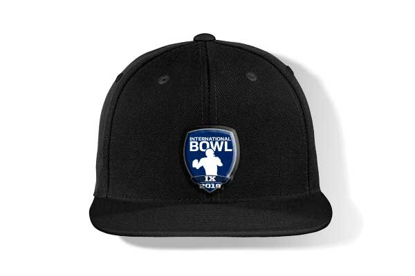 2018 USA Football International Bowl Flat Bill Cap