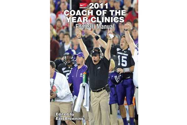 2011 Coach of the Year Clinics Football Manual