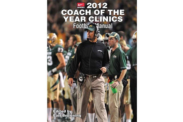 2012 Coach of the Year Clinics Football Manual