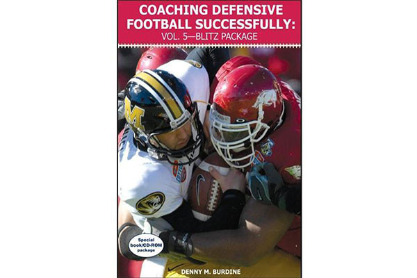 "Coaching Defensive Football Successfully: Vol. 5€""Blitz Package"