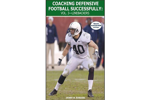 "Coaching Defensive Football Successfully: Vol. 3€""Linebackers"