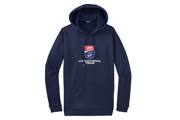U.S. National Football Team Hoodie Sweatshirt