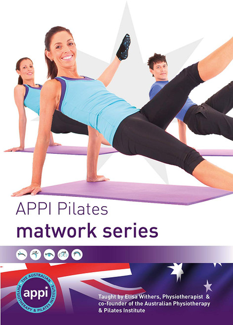 APPI Advanced Matwork Pilates DVD