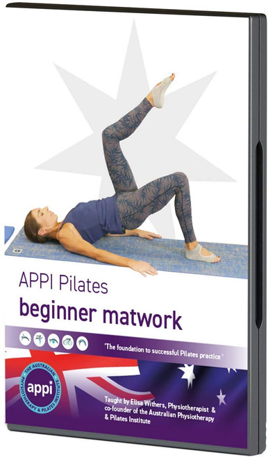 APPI Beginner Matwork Pilates DVD