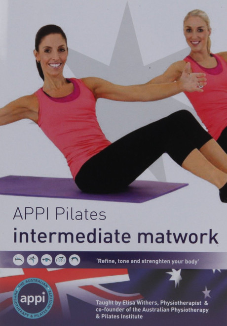 APPI Intermediate Matwork Pilates DVD