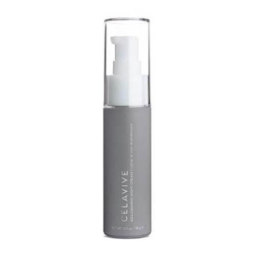 Replenishing Night Gel Promotes hydration for a plumping, youthful-looking effect