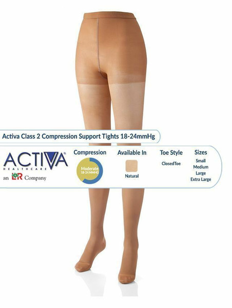 Activa Class 2 Tights Stocking
