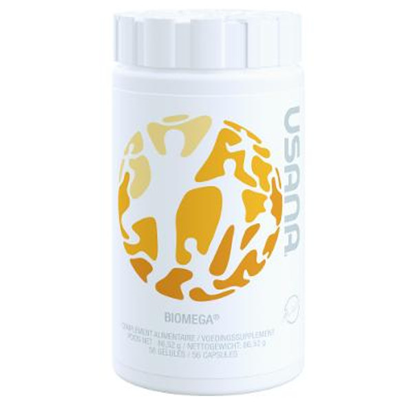 Concentrated omega-3 fats from fish oil plus vitamin D support your heart, brain, eyes and more, starting at the source of health—your cells.