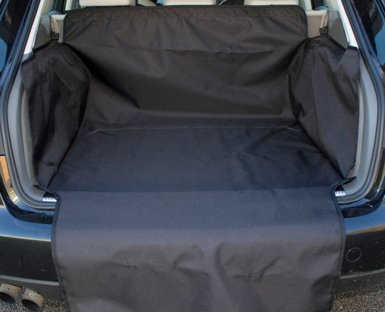 Car boot liner cover suitable for 5 door Mitsubishi Outlander year 2005 onwards
