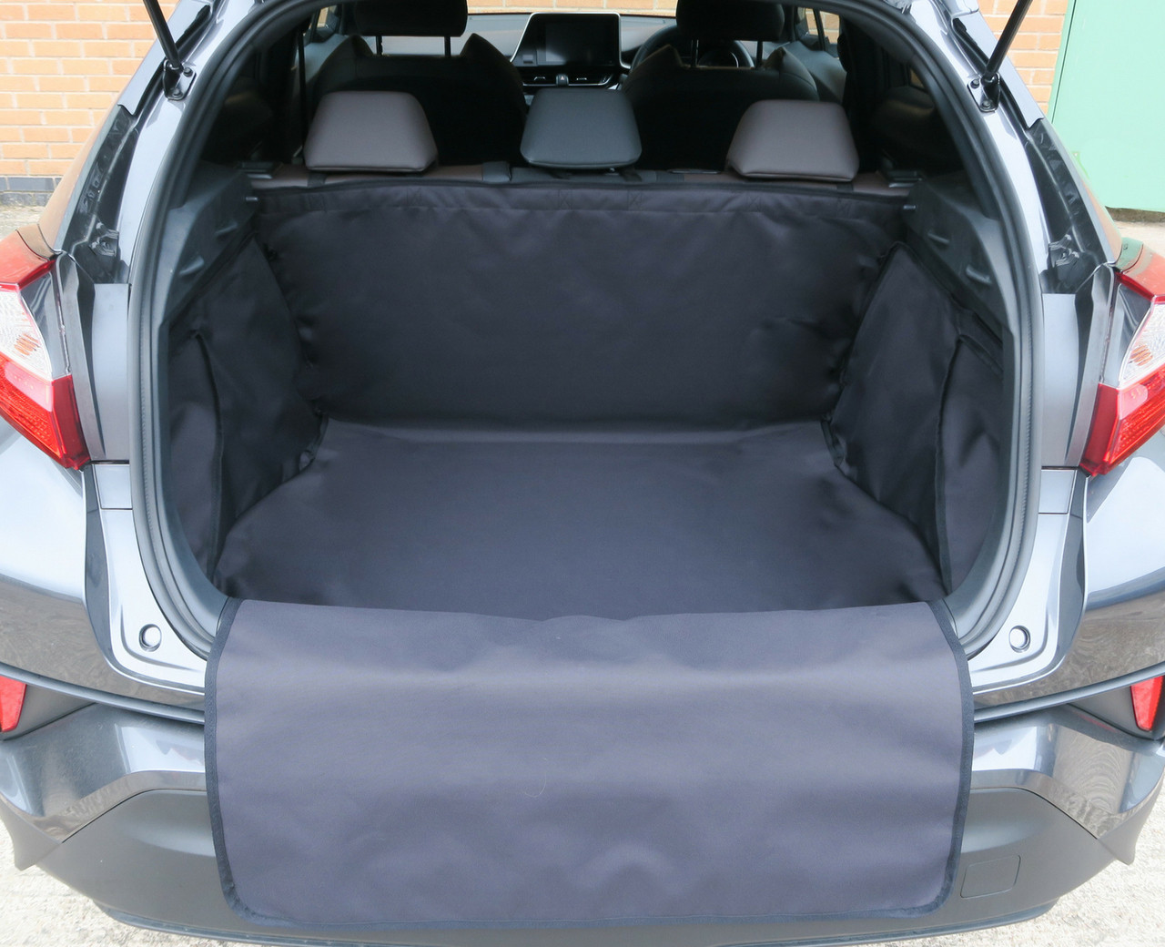 Custom Waterproof Car Boot Liner