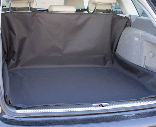 Travelsmart 40334 Car Boot Liner and Bumper Flap to fit Peugeot 108