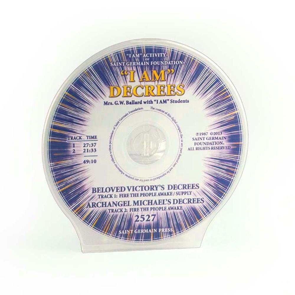 I AM Decrees - Victory & Archangel Michael