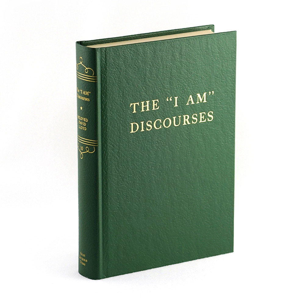 "Volume 10 - The ""I AM"" Discourses"