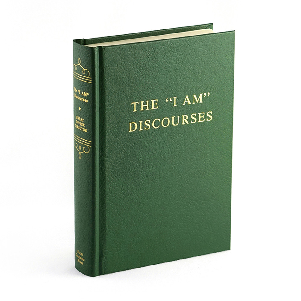 "Volume 08 - The ""I AM"" Discourses"