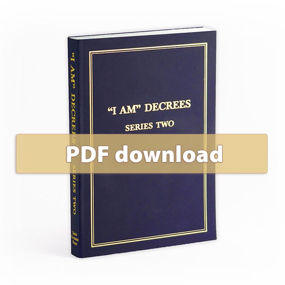 I AM Decrees - Series Two - PDF