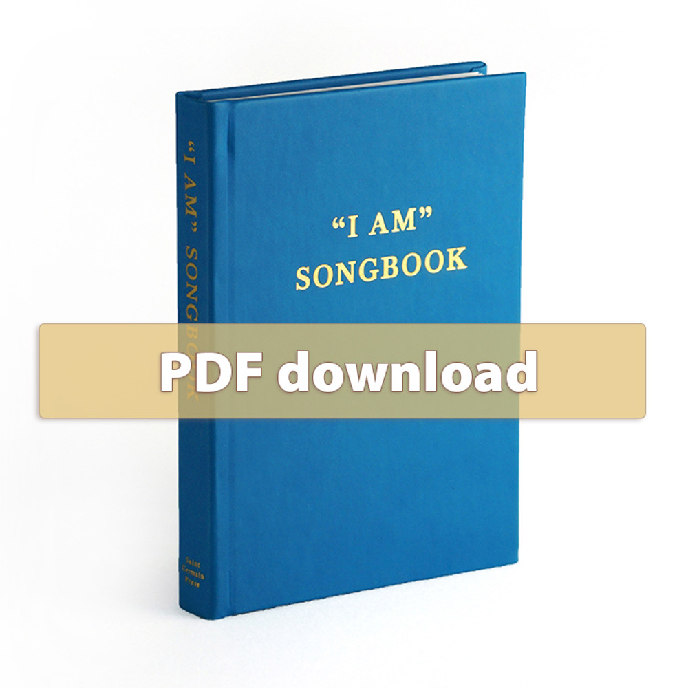 I AM Songbook - PDF
