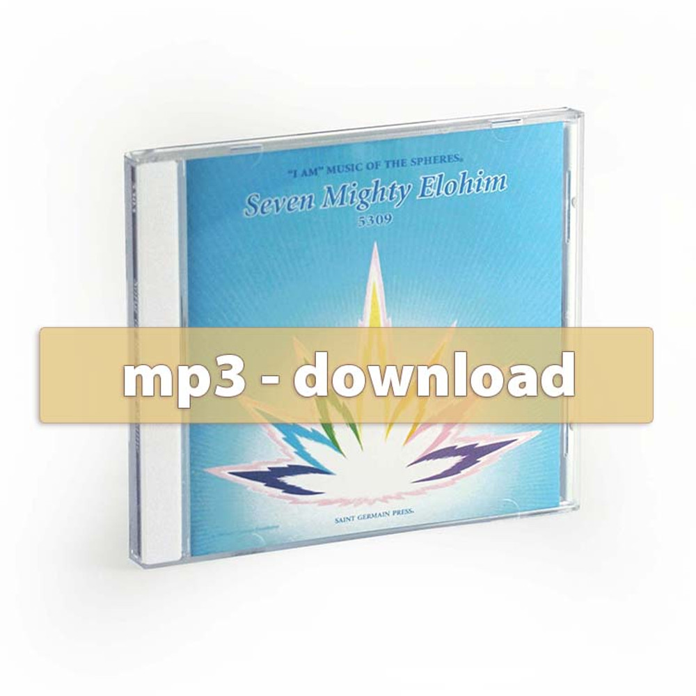 mp3 album - Seven Mighy Elohim