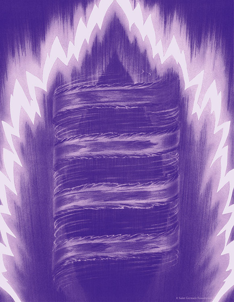 Violet Flame - Spin