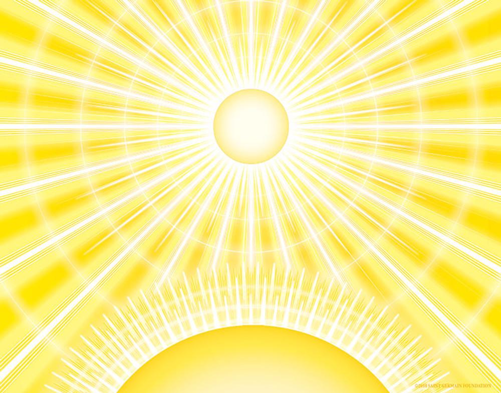 Great Central Sun - horizontal