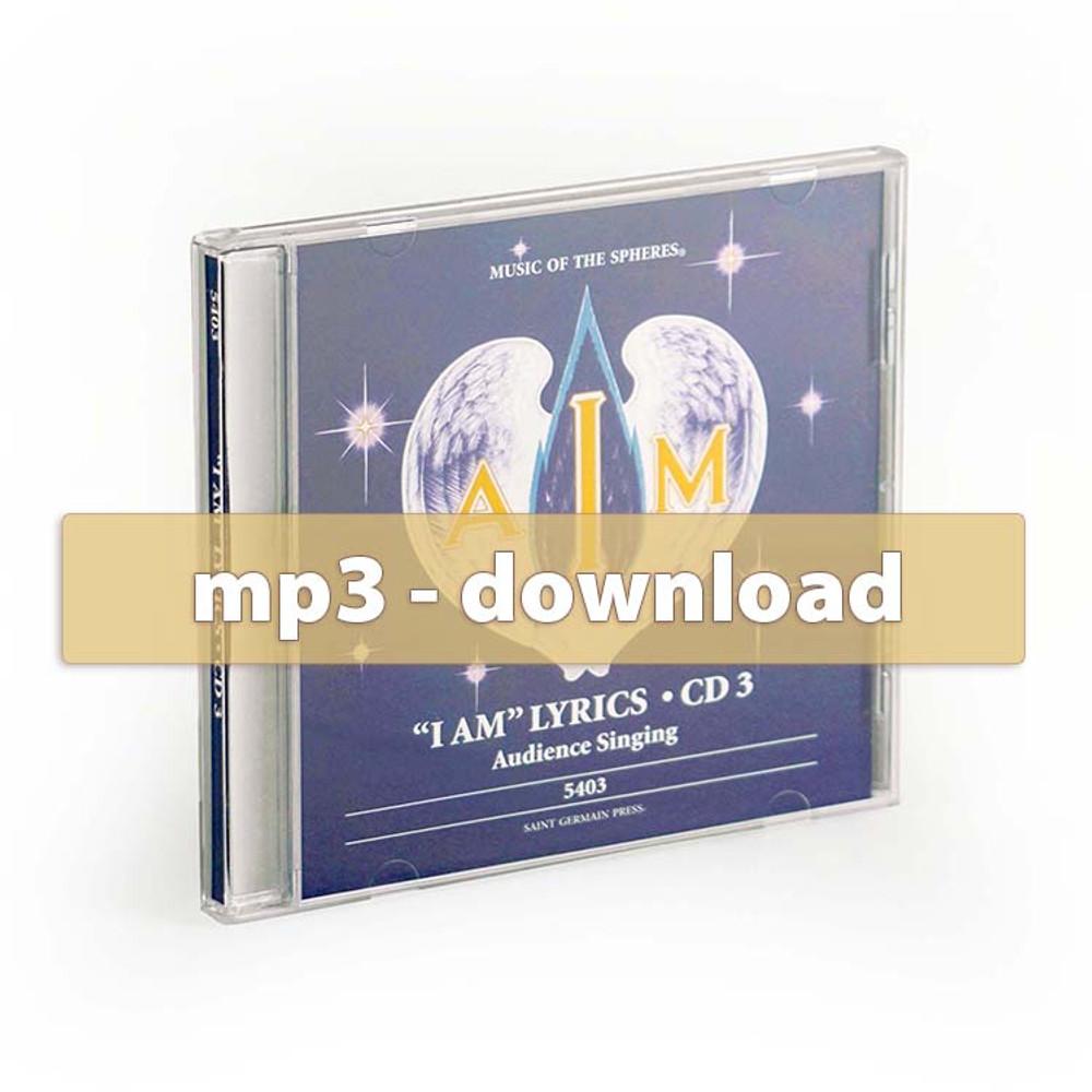 I AM Lyrics 3 - mp3