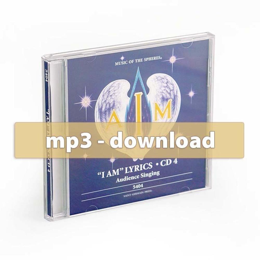 Angel Bells (audience singing) - mp3