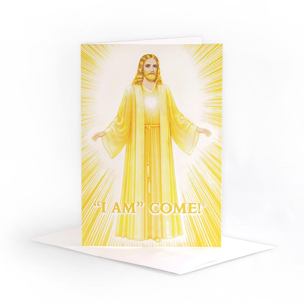 "Jesus ""I AM"" Come"