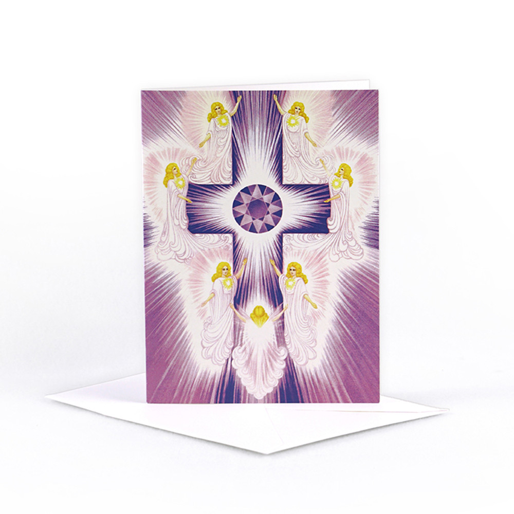 Angels of Freedom - card