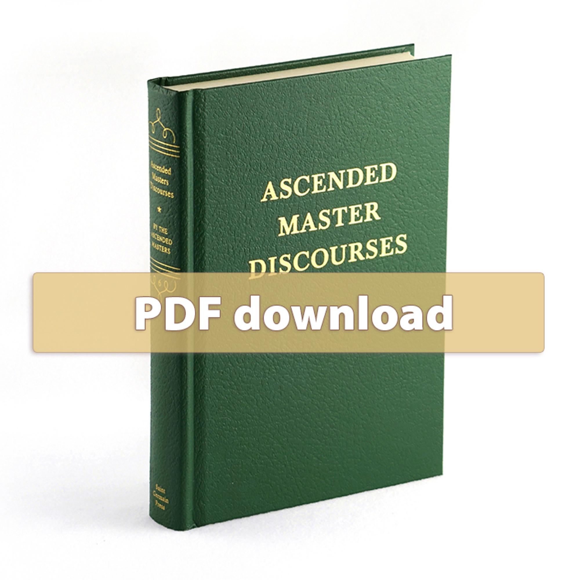 Volume 06 - Ascended Master Discourses - PDF