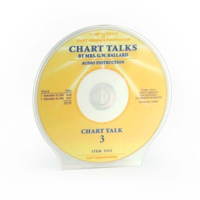 Chart Talks 3 - CD