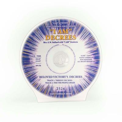 I AM Decrees - Victory