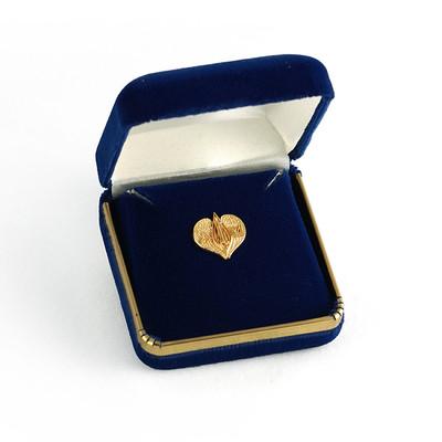 I AM Emblem - 14k Gold Tie Tack