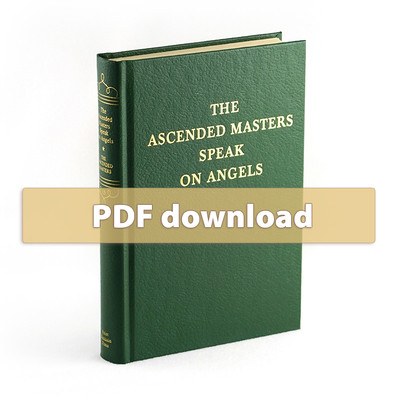 Volume 15 - Ascended Masters Speak on Angels - PDF