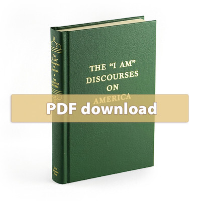 "Volume 18 - The ""I AM"" Discourses on America - PDF"