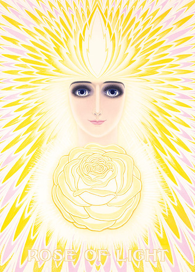 Rose of Light