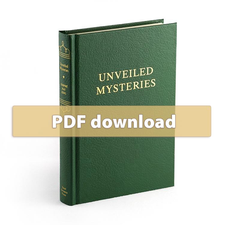 Volume 01 - Unveiled Mysteries - PDF