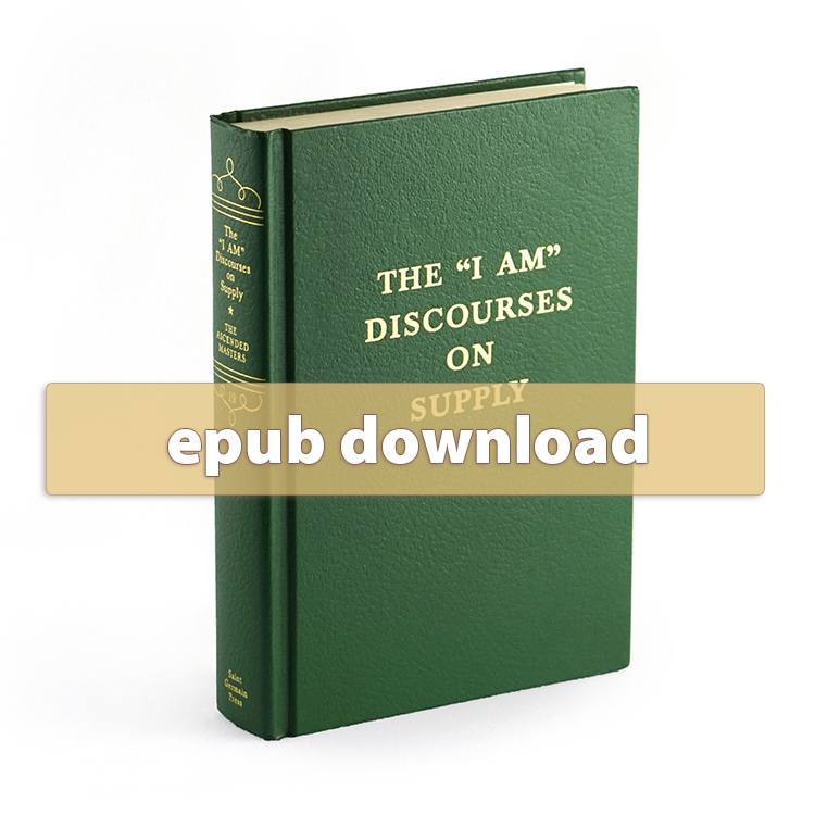 "Volume 19 - The ""I AM"" Discourses on Supply - epub"
